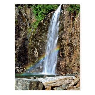 Cartão Postal Cachoeira alta do córrego