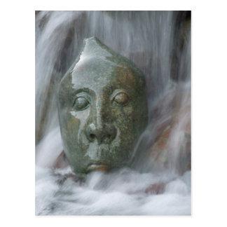 Cartão Postal Cachoeira Buda