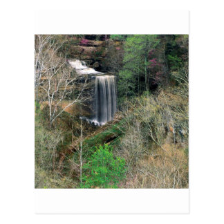 Cartão Postal Cachoeira Cliftymadison grande Indiana