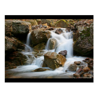 Cartão Postal Cachoeira da rocha