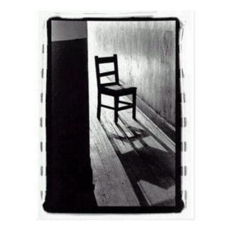 Cartão Postal cadeira