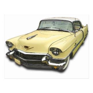 Cartão Postal Cadillac 1956 DeVille