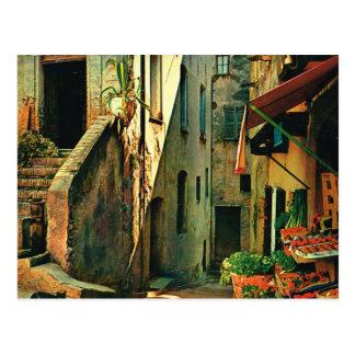 Cartão Postal Cagnes, Alpes-Maritimes