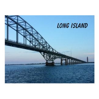 Cartão Postal Calçada de Long Island
