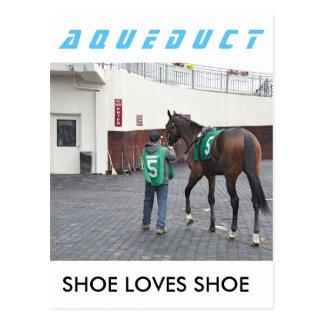Cartão Postal Calçados FTS dos amores dos calçados