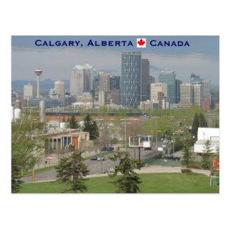 Cartão Postal Calgary