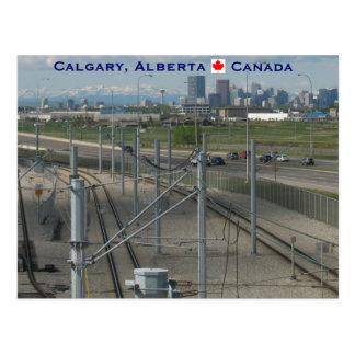 Cartão Postal Calgary Canadá