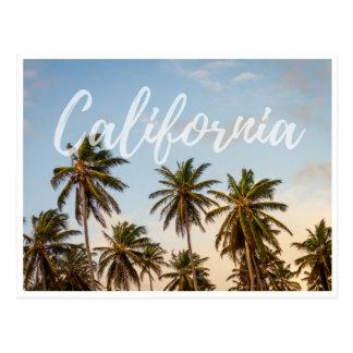 Cartão Postal Califórnia