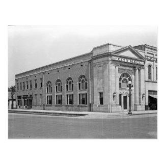 Cartão Postal Câmara municipal velha de Dyersburg