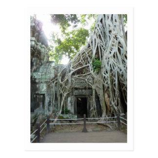 Cartão Postal Cambodia