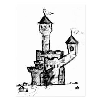 Cartão Postal Camelot