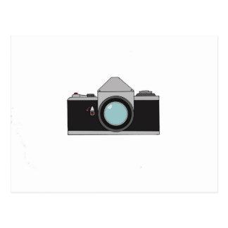 Cartão Postal Câmera de SLR do filme