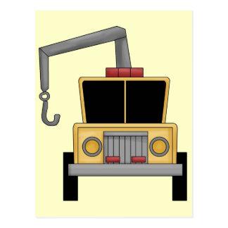 Cartão Postal Caminhão de reboque
