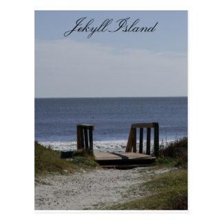 Cartão Postal Caminho ao mar