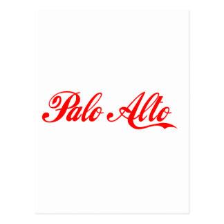 Cartão Postal Camisas de Palo Alto
