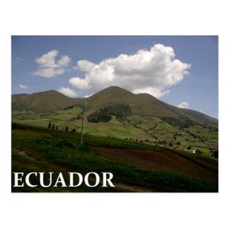 Cartão Postal Campo de Equador