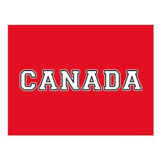 Cartão Postal Canadá