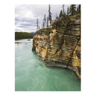 Cartão Postal Canadá, Alberta, parque nacional de jaspe,