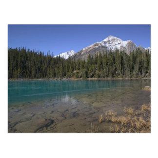 Cartão Postal Canadá, Alberta, parque nacional de jaspe: JASPE,