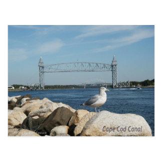 Cartão Postal Canal de Cape Cod