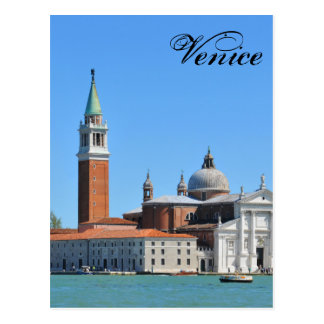 Cartão Postal Canal grande, Veneza, Italia