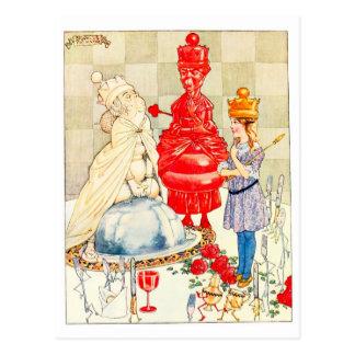 Cartão Postal Canções de Alice: O crivo dos peixes