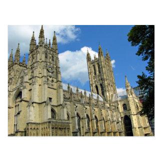 Cartão Postal Canterbury Cathedral