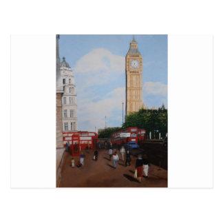 Cartão Postal Canto de Londres