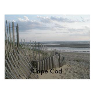 Cartão Postal Cape Cod