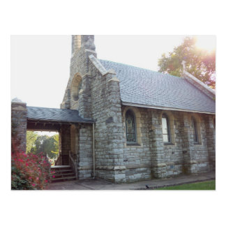 Cartão Postal Capela do cemitério em Frederick Maryland