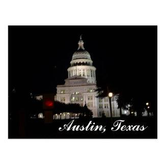 Cartão Postal Capital de Texas