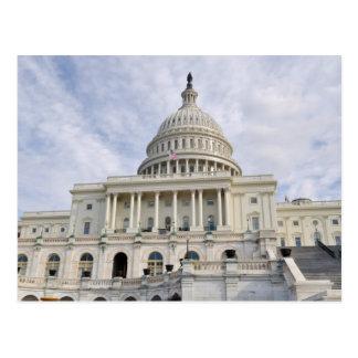 Cartão Postal Capitólio do Washington DC dos Estados Unidos da