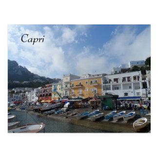 Cartão Postal Capri, Italia