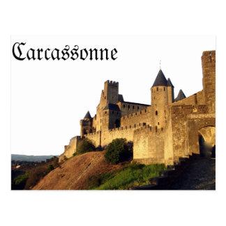 Cartão Postal Carcassonne