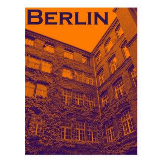 Cartão Postal Cargo berlinês
