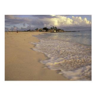 Cartão Postal Caribe, St Martin (St. Maarten). Baía de Maho