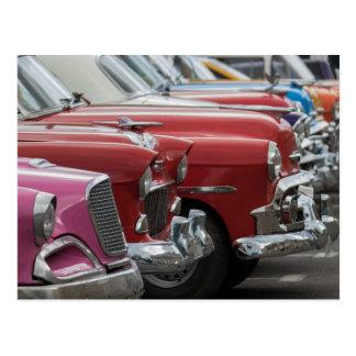 Cartão Postal Carros de Havana