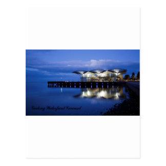 Cartão Postal Carrossel do beira-rio de Geelong
