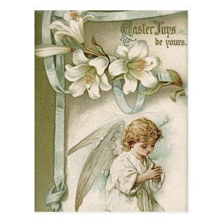 Cartão Postal Cartão: Alegrias da páscoa