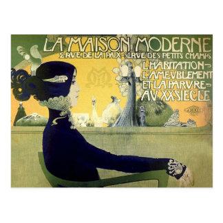 Cartão Postal Cartão: Arte Nouveau - Privat-Livemont