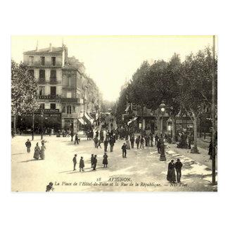 Cartão Postal Cartão, Avignon