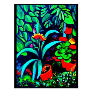 Cartão Postal Cartão-Clássico/vintage Arte-Agosto Macke 6