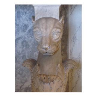Cartão Postal Cartão--Gato egípcio