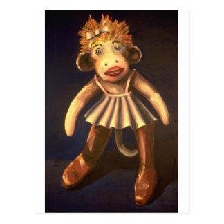 Cartão Postal Cartão: O balé de Matilda, crescendo acima o gay