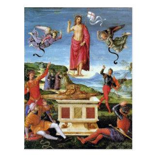 Cartão Postal Cartão: Ressurreição de Kinnaird