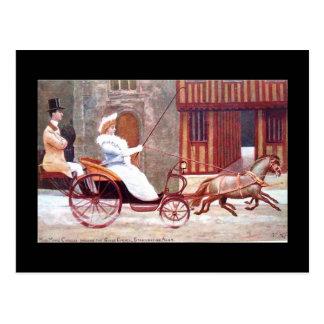 Cartão Postal Cartão, Stratford-em cima-Avon, Marie Corelli