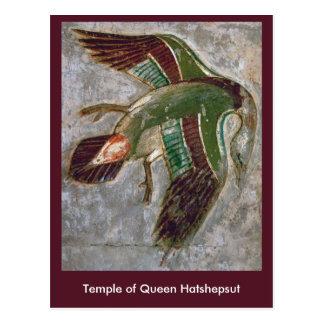 Cartão Postal Cartão: Templo da rainha Hatshepsut