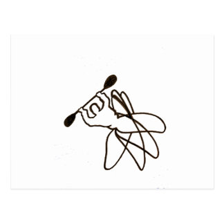 Cartão Postal Cartwheel de 1082 caiaque