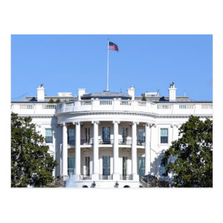 Cartão Postal Casa branca dos Estados Unidos - Washington DC