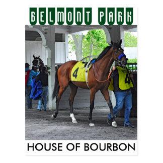 Cartão Postal Casa de Bourbon por Hardspun